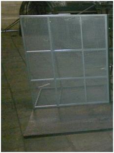 Барьер безопасности силовой ББС-1,0